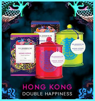 Limited Edition Hong Kong Double Happiness
