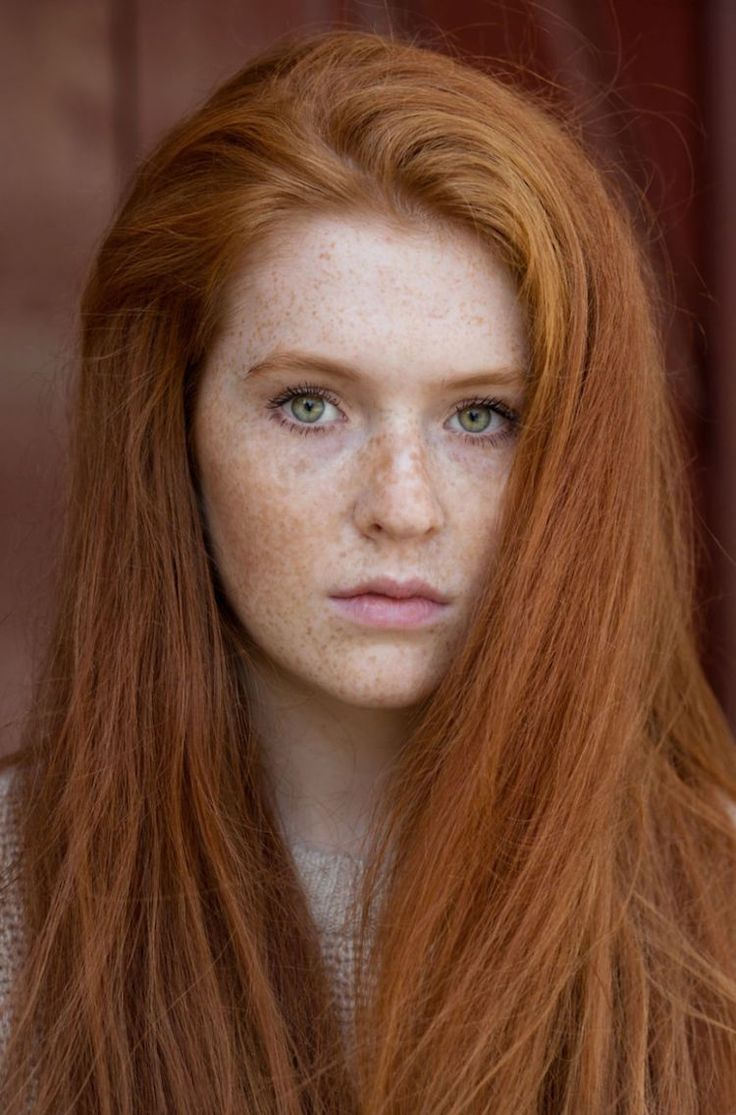 Photographer Travels Around the World to Capture the Unique Beauty of Red Hair