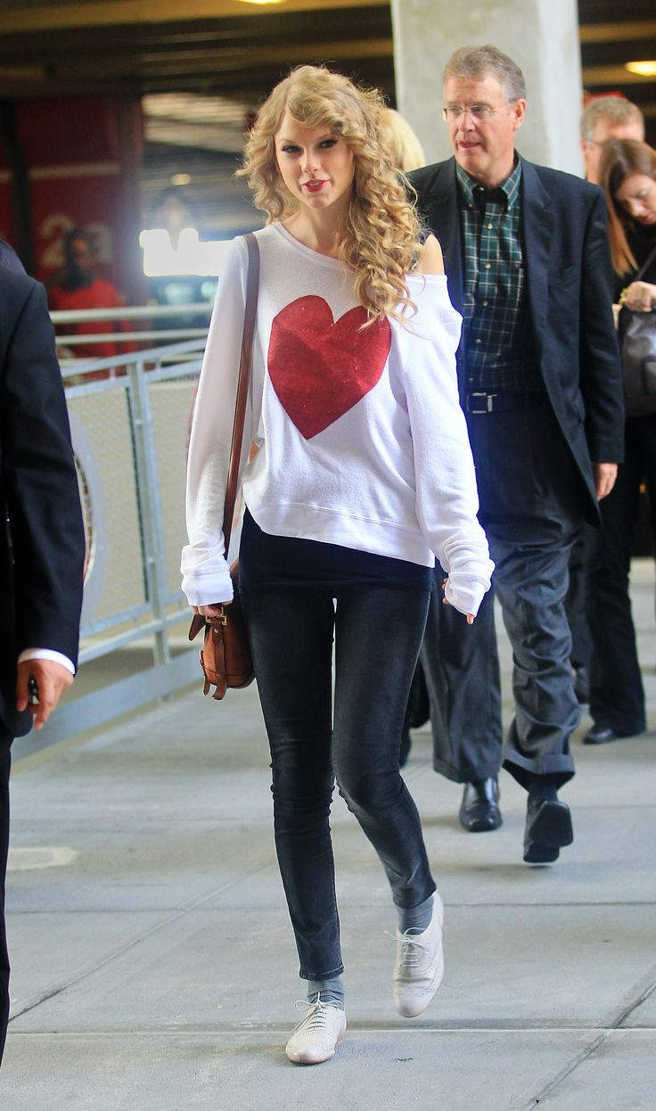 Buying her album at Target | New York | October 25 2010