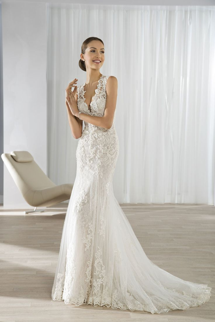Robe de mariée - Demetrios collection 2016