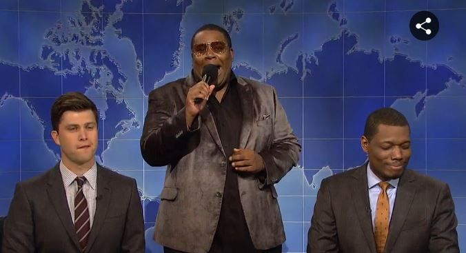 SNL skit gives Obama hilarious 'pep talk' about his future: It involves a purple suit, and it's not pretty! - BizPac Review