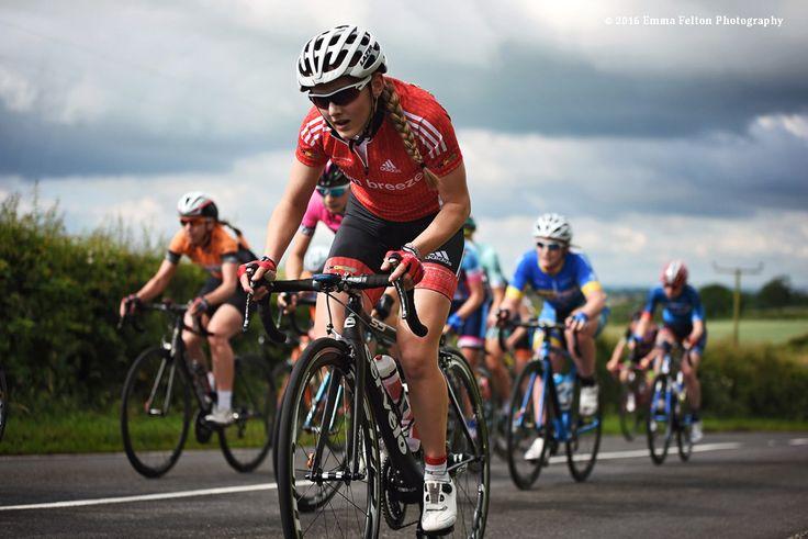 https://flic.kr/p/JzizzT   Women's National Road Race Championships   Stockton on Tees - June 2016