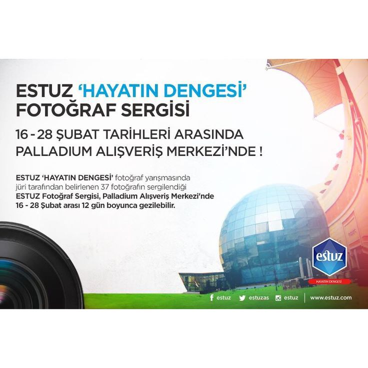 #hayatındengesi Fotoğraf Sergisi 16-28 Şubat'ta Palladium AVM'de...
