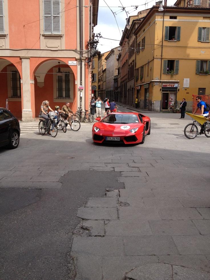 Red power! #Lamborghini #Lambo50