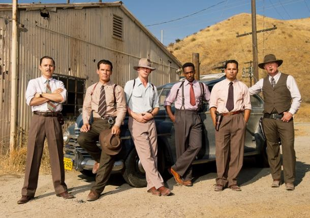 Gangster Squad Cast