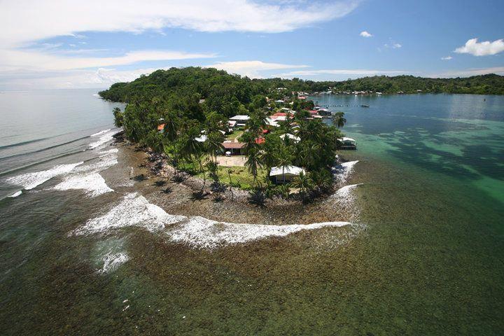 Salt Creek Bocas Del Toro