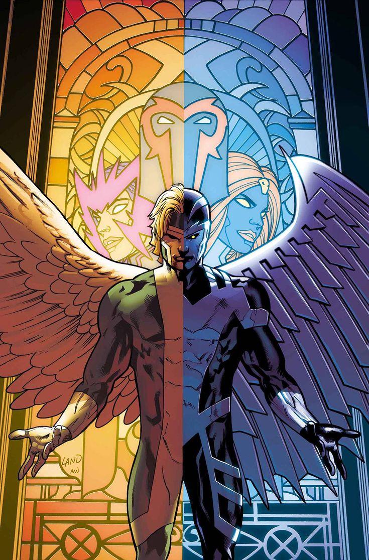 UNCANNY X-MEN #7  MARVEL COMICS (W) Cullen Bunn (A) Ken Lashley (CA) Greg Land