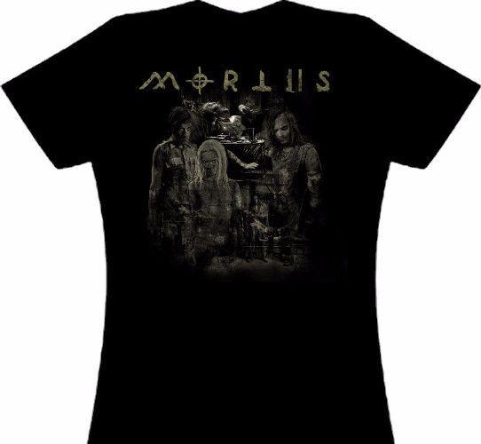 Band Design Out of Print Tour Shirt
