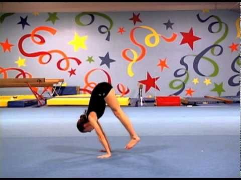 press to handstand tips  gymnastics  gymnastics training