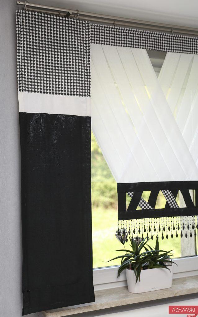 Firany Na Wykusz Jak Dobrać Firana Panel Wnętrza