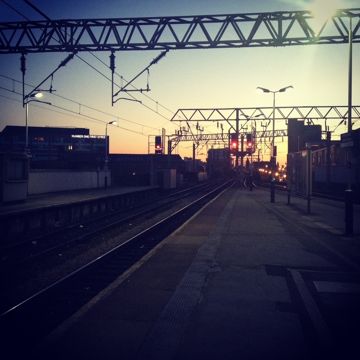 Station Approach, Manchester