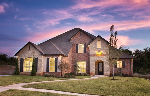 23 best westpoint homes communities images on pinterest for Build on your lot oklahoma