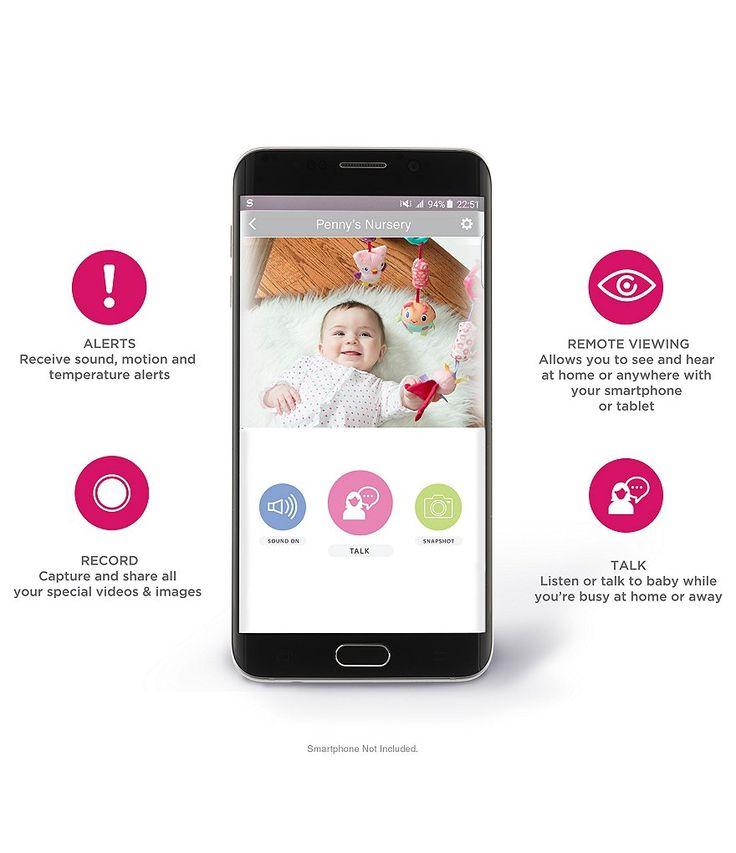 Project Nursery Smart Nursery Wi-Fi Baby Monitor  – Women Accessories 2019