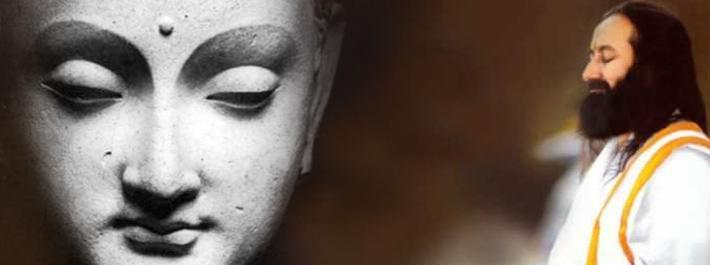 Buddha & Sri Sri