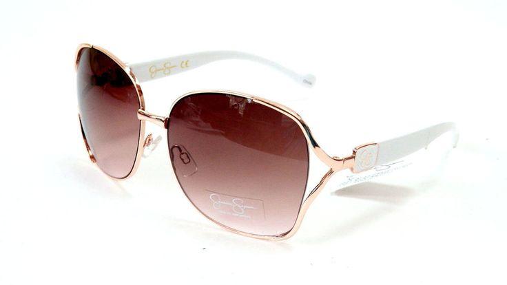 JESSICA SIMPSON 5254 ROSE GOLD WHITE SUNNIES SHADES SUNGLASSES JESSICA SIMPSON   Clothing, Shoes & Accessories, Women's Accessories, Sunglasses & Fashion Eyewear   eBay!