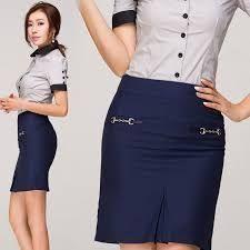 Resultado de imagem para modelos de faldas de vestir