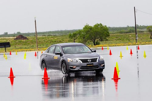 Greeblehaus|Compare Tires at Continental Uvalde Proving Grounds