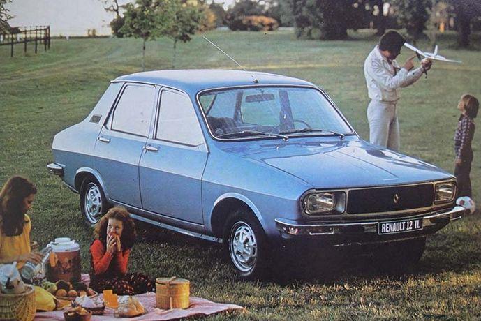 Renault 12 1989 Ind.Argentina