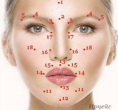 Массирование определенных точек на лице благоприятствует оптимальному расслаблению всех органов человеческого организма, помогает снять спазмы и напряжение. С помощью обычного надавливания можно улучш…