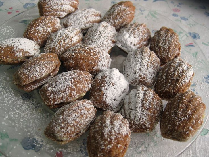 Slovak walnut cookies