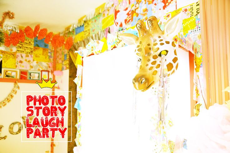 きりんさんの目から涙が!!! ラフパに来てきりんさんの涙が見れた日はラッキーな事が起こるかも~♡ ブログのヘッダー画像変えてみました☆ ブログもよろしくお願いします♡ ◆ラフパの写真撮影はコチラから◆ http://laughparty.chu.jp/6.html よろしくお願い致します(*'v`*)ゞ #かわいい #おしゃれ #cute #キラキラ #カラフル #ポップ #キュート #キャンディーカラー #パステル #ドット #キッズモデル #DIY #ハンドメイド #handmade...