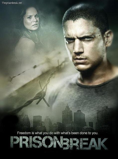 Prison Break Promo Poster, via Flickr.