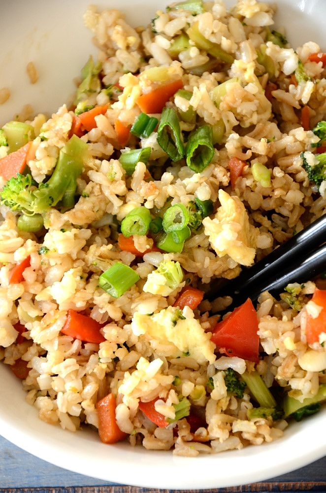Is Fried Rice really a Superfood?  Studies suggest leftover rice may have 60% less calories than freshly cooked rice; can improve gut health; reduce glucose spikes and inflammation and potentially ward off colon cancer. via @The Wine Lover's Kitchen