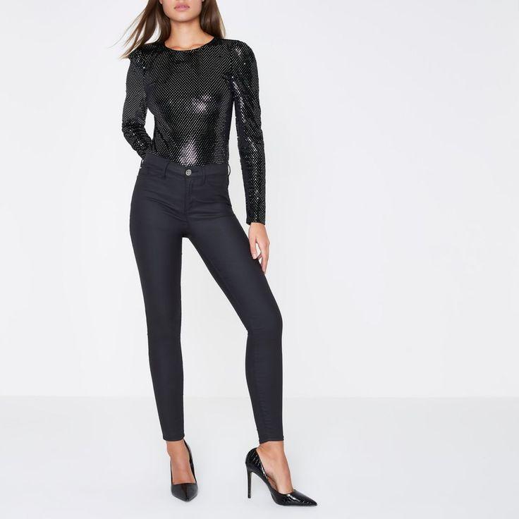 Sequin bodysuit