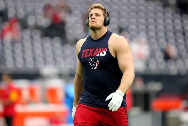 The Sports Xchange Houston Texans defensive end J.J. Watt, who underwent three surgeries in the last year, said Wednesday he is through the…