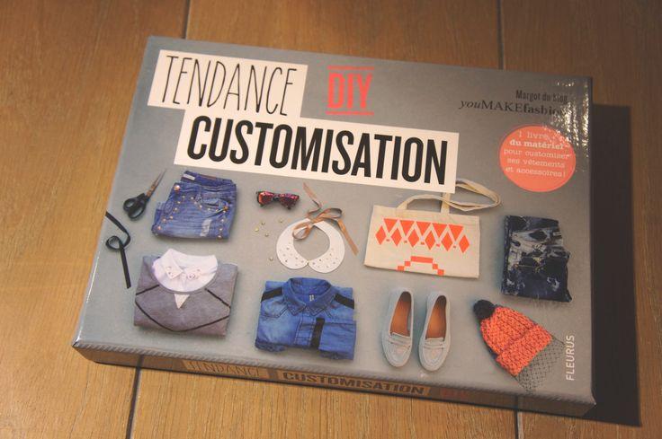 You Make Fashion x TENDANCE CUSTOMISATION  http://lesnanasdpaname.com/2014/05/19/you-make-fashion-diy/ #youmakefashion #blogger #diy