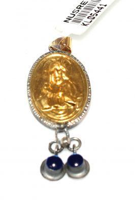 Meryem ana kolye ucu #nusrettaki #pendant #mothermary #jesus #meryem #meryemana #24caratgold #925ayargümüş #altıngümüş #goldsilver #silver #gold #necklace #pendantnecklace #jewelry #jewellery #jewelryaddict #fashion #moda #finejewelry #design #tasarım #trend #style