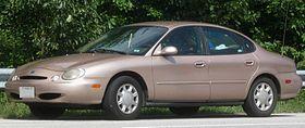 Ford Taurus [3rd generation] (1995-99)