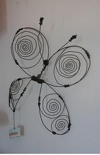 big butterfly wall decor