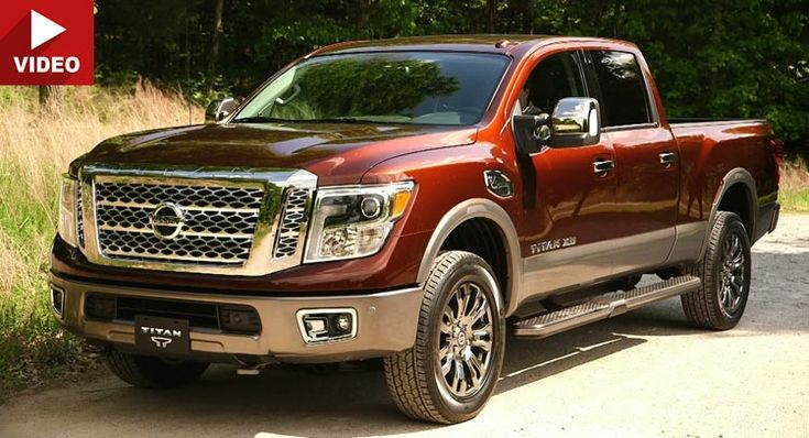 Nissan And Cummins Talk About How Good The 2016 Titan XD's Diesel Engine Is