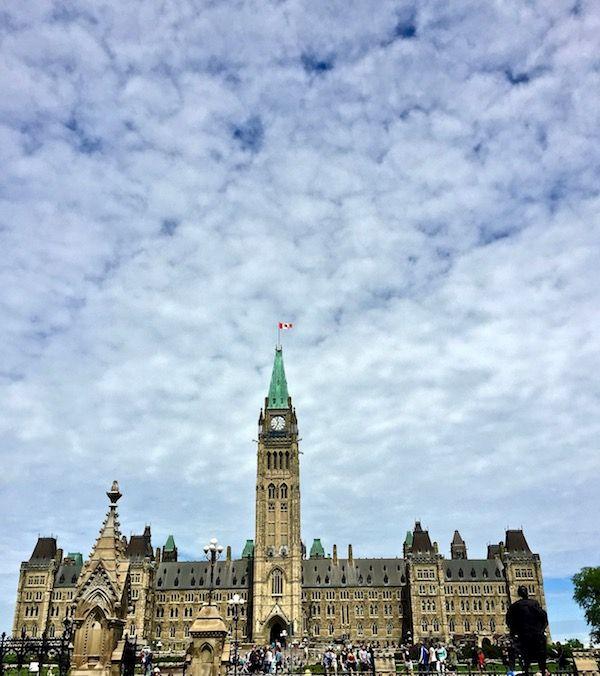 Ottawa Parliement - Parlement d'Ottawa