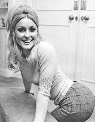 Sharon Tate, 1965 : OldSchoolCool
