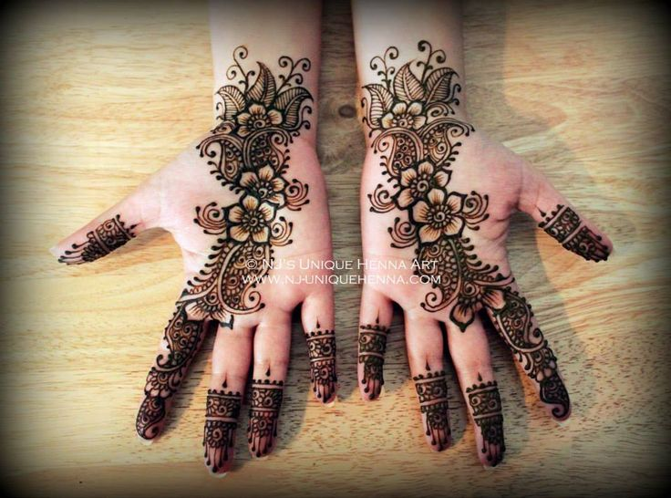 Cool 17 Best Images About Simple Mehndi Designs On Pinterest Henna Largest Home Design Picture Inspirations Pitcheantrous
