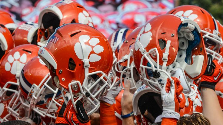 Clemson football....the 3rd love of my life!