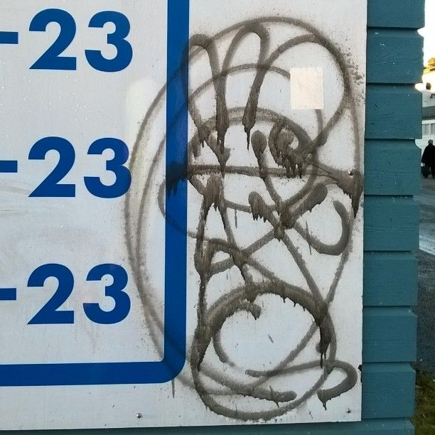 #katutaidetta #Helsinki #katutaide #Kontula #itäHelsinki #lähiö #lähiöhelvetti 5/12/16 #iistimpää #pöhinää #streetart #streetphotography #klotter #kraffiti #graffiti #töherrys