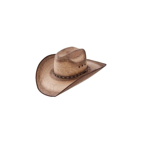 Resistol Hats Amarillo Sky Straw Cowboy Hat | NRS - National Roper... (€35) ❤ liked on Polyvore featuring accessories, hats, straw cowgirl hat, western straw hats, horse hat, straw cowboy hat and cowgirl hat