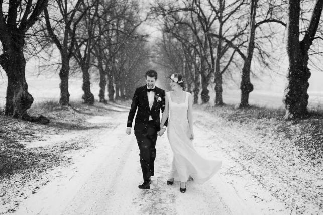 Esküvő, Norvégia | Forrás: boredpanda.com
