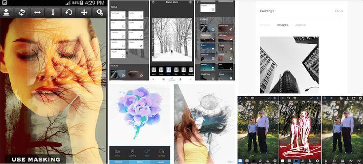 10 Apps para tomar fotos increíbles