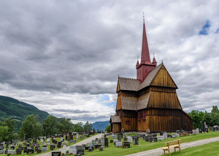 Ringebu Stavkirke HDR by Sigurd Rage on 500px