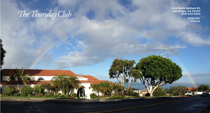Had our wedding reception here in 1972!! - The Thursday Club, San Diego Wedding and Event Venue, Point Loma California