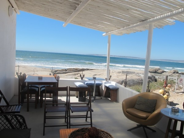 Gaaitjie,Salt Water restaurant, Paternoster, Western Cape , South Africa