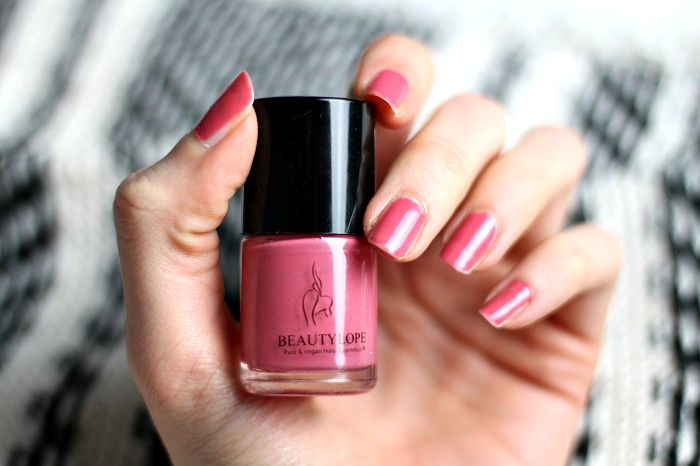 BEAUTYLOPE Nagellack Raisa (Rose)