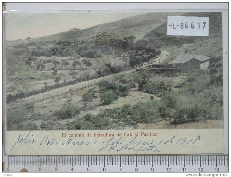 El Camino de Herradura de Cali Al Pacífico.