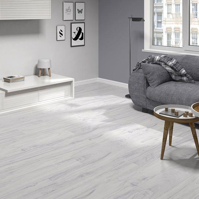 Baldosa De 120x20 Cm En Color Gris Plata Leroy Merlin 120x20 Baldosa Color Tile Floor Living Room Grey Flooring Living Room Grey Laminate Flooring