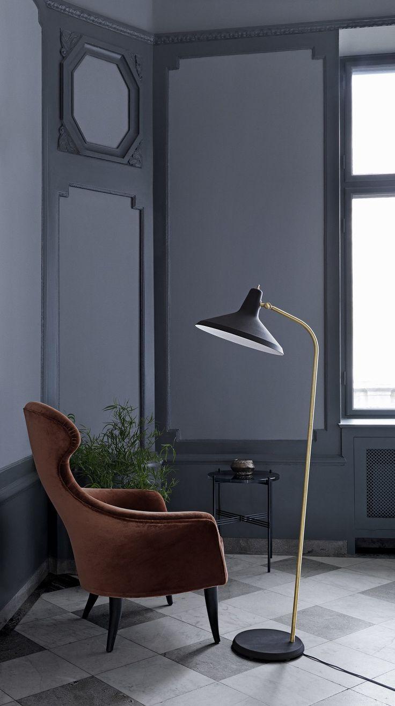 Super 77 best Modern Floor Lamps images on Pinterest | Drawing room  CV91
