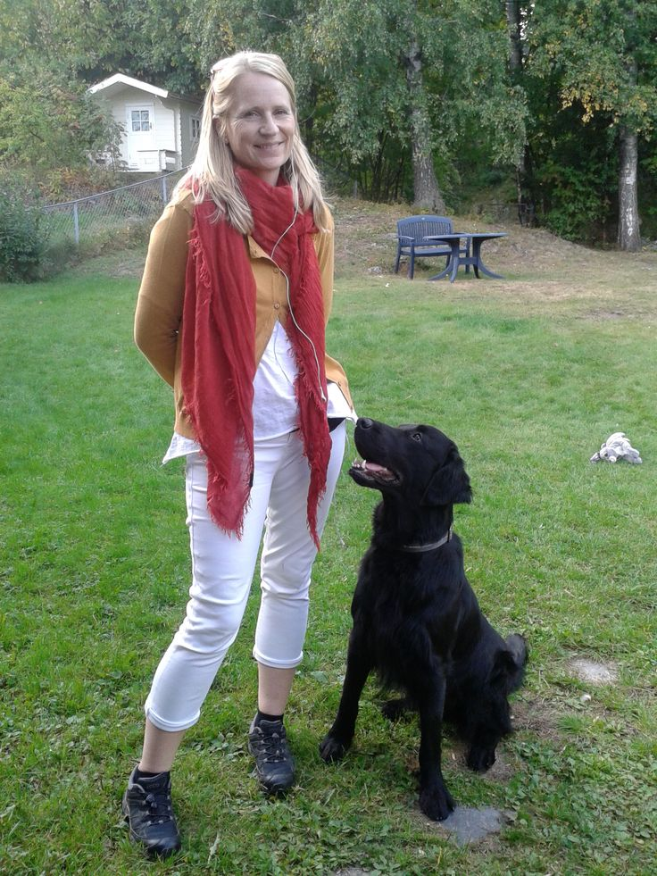 September 2013, with Sammy :)